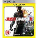 Just Cause 2 - Platinum (PS3) - ONLY £10 Delivered @ Amazon UK