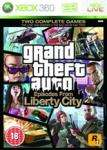 Grand Theft Auto: Episodes from Liberty City (used) £14.99 @ Blockbuster