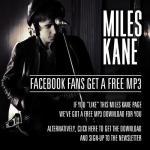 Free Miles Kane MP3 @ Facebook