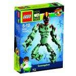 LEGO Ben 10 Alien Force 8410 Swampfire now £6 delivered @ amazon