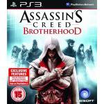 Assassin's Creed Brotherhood (PS3) now £23.99 @ amazon