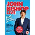 John Bishop Live (with Digital Copy) [DVD] [2010] only £6.49 @ Amazon