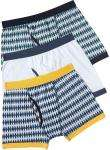 Argyle 3 Pack Trunks - £5.60 with codes @ Topman