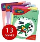 Read Write Inc Collection (12 Books) and Oxford Rhyming Dictionary £9.99 @ The Book People
