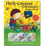 Harry & The Dinosaurs Magnet Book 4.99 @ The Book People