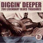 Diggin' Deeper - 200 Blues Treasures ,Stars In Las Vegas  & Country And Western Vol. 2 [10CDBox Sets]  Reduced To   £4.95 Delivered @ Zavvi