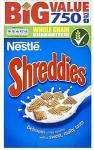 Nestle Coco Shreddies 500g - £1.04, Nestle Shreddies Original 750g - £1.34, Sugar Puffs 625g each £2.98 BOGOF,  Nestle Cheerios Crunchers 375g £2.14  (more in post) @ Morrisons