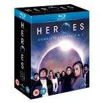 Heroes - Series 1-2 (Blu-Ray) £17.99 @ base.com