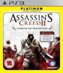EXPIRED - Assassins Creed 2 (Game Of The Year Platinum) PS3 - £9.85 @ The hut + QUIDCO