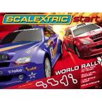 Scalextric C1249 Start - World Rally 1:32 Scale Race Set £20 del  @Amazon