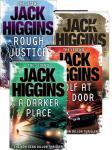 Jack Higgins 4 book collection set £6.99 delivered @ Books Direct bargains