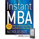 Free Instant MBA [Kindle Edition] @ Amazon
