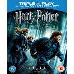 Harry Potter And The Deathly Hallows Part 1 - Triple Play (Blu-ray + DVD + Digital Copy) (pre order) £12.74 @ Amazon