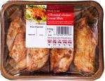 Tesco 4 Pack Roast Chicken Boneless Breasts Fillets 485g £5.92 each OR Two for £7