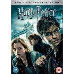 Harry Potter And The Deathly Hallows DVD £8.49 @AMAZON