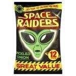 12 pack of Space Raiders a quid @ Asda