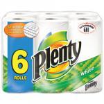 Plenty 6 pack @ Asda for £3 = 50p a roll