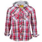 Men's Soul cal/Crafted check shirts £24.99 BOGOF at Republic