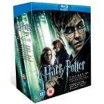 Harry Potter 1-7 Blu-Ray Collection Pre-Order £39.99 @Amazon