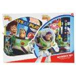 Toy Story 3 Boxed Backpack Set was £18 now £6 @ tesco