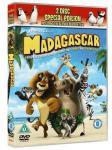 Madagascar (Special Edition) Plus Penquin Christmas Caper (DVD) £4.99 @ Choicesuk.com