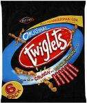 Jacob's Original Twiglets - 6 x 25g bags £1 @ Asda