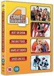Four Comedy Favourites 4xDVD (Spies Like Us, Big Tease, Mars Attacks, Best In Show) £3.49 @ base