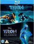 Tron: Double Pack (Includes Tron (1982) and Tron: Legacy (2010)) Blu Ray Preorder @ Zavvi for £17.95. OR £16.15 with a Walkers discount code of 10%/ EDIT: £17.99 at Amazon for Tron Legacy 3D copy with Digital copy and 2D version