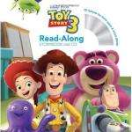 Toy Story 3 Read-Along [With Paperback Book] £3.74 delivered @ amazon