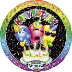 Sing-a-tune Singing Birthday Foil Balloon @ Matalan instore