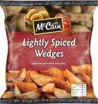 Mccain lightly spiced wedges 750g ONLY 34p with voucher@ Morrisons