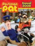 POSTMAN PAT HARDBACK ANNUAL (2008) £1.40 @ pickabook