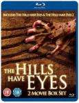 Hills Have Eyes / Hills Have Eyes 2 Blu Ray Boxset £3.97 @ Tesco Ent
