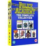 Police Academy Boxset. All 7 Movies for £13.85, works out at only £1.98 per movie! @ Zavvi