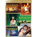Sinbad Collection - Seventh Voyage Of Sinbad/Golden Voyage Of Sinbad/Sinbad And The Eye Of Tiger [DVD] [1958] Was £12.99 now £5.99  @ Amazon