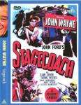 Stagecoach - Classic John Wayne Western - 99p delivered @ Choices UK