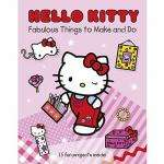 Hello Kitty fabulous things to make and do book (Use Codes) £2.55 delivered @ Debenhams