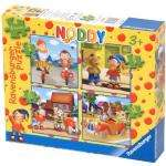 Ravensburger Noddy 4 Jigsaw Puzzles in a Box (6, 9, 12 and 16 Pieces)  now £3.62 delivered @ amazon