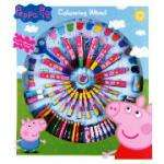 Peppa Pig Shaped 105 piece Art Set (was £10) £5 at Tesco (free delivery to store)