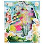 Disney Fairies Activity Pack (save £8) now £4 at Tesco (sketch pad, coloured pencils, chunky felt tip pens, mini highlighters, sticker sheets, wax crayons, stampers, ink pad, sharpener, eraser and pencil)
