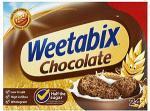 Weetabix Chocolate (24 per pack - 540g) 3 for 2 £2.54 each pack @ Tesco