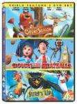 Cloudy With a Chance of Meatballs/Open Season/Surf's Up DVD £7.95@ ChoicesUK