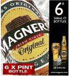 Magners Irish Cider, 6 x 568ml Bottles - £6.00 at the Co-op