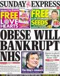 Sunday newspaper offers - see post - Express/ Star / Telegraph/ NOTW/ Mirror