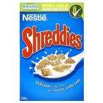 shreddies 500g , 5 packs del for £4.77  @ Amazon