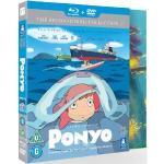 Ponyo Blu-ray + DVD Deluxe Edition - £12.75 @ Amazon
