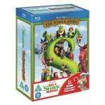 Shrek: The Whole Story - 1-4 Box Set (Blu-ray) @ The Hut £34.85 with code