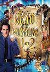 Night At The Museum / Night At The Museum 2 - Escape From The Smithsonian on DVD for £4.85 + quidco @ zavvi