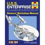 USS enterprise manual- Haynes Owners manual for startrek followers (hardback) for £11.16 delivered @bookdepository.co.uk and £11.17 @ amazon