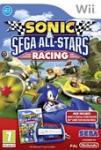 Sonic & SEGA All-Stars Racing - With Wheel (Wii) £17.99 at Amazon